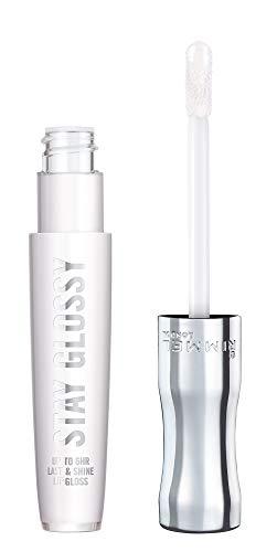 Rimmel Stay Glossy Lipgloss 6 Hour Lip Gloss Seduce Me 0.18 Fl Oz