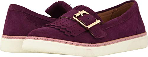Vionic Women's Sunny Cambridge Fashion Loafer Slip-on Sneaker Merlot