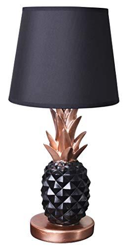 Tischlampe Ananas Lampe Nachttischlampe Vintage Miami Leuchte Pineapple tvc121 Palazzo Exklusiv