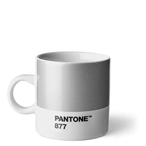 Pantone Espressotasse, Porzellan, Silber