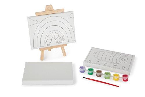 KIDS PREFERRED- Set Pintura La Pequeña Oruga Glotona (Small
