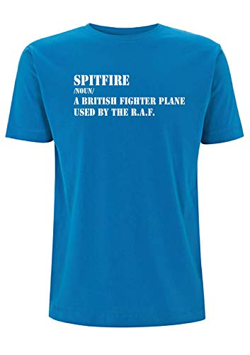 Time 4 Tee Spitfire - Camiseta con texto en inglés