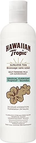 Hawaiian Tropic Self Tan Gradual Tanning Milk 290ml
