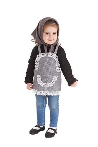 Creaciones Llopis- Disfraz Infantil, 3-5 Años (3651-1)