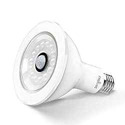 Top 10 best motion sensor light bulbs review 2018 sengled led bulb is a powerful outdoor light with a high powered motion detecting sensor that can detect motion within 30 feet range aloadofball Image collections