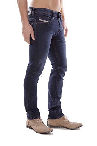 Diesel Thavar RV418 Herren Jeans (31W / 30L, Blau)