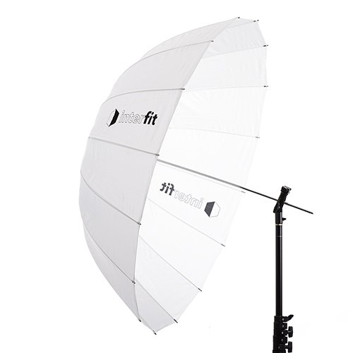 "41"" Translucent Parabolic Umbrella"