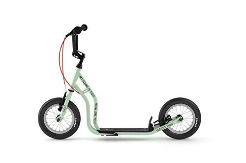 Roller Yedoo Tidit New + Fahrradklingel Yedoo, minz