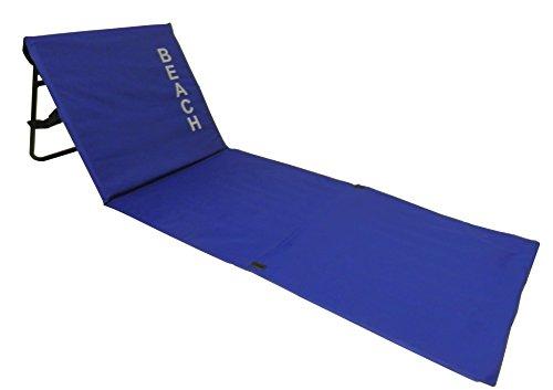 Tumbona plegable para playa, cama de jardín cómoda, ajustable, para picnic, acampada de Dirty Pro ToolsTM