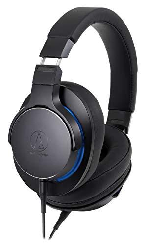 audio-technica ヘッドホン ハイレゾ対応 ブラック ATH-MSR7b BK