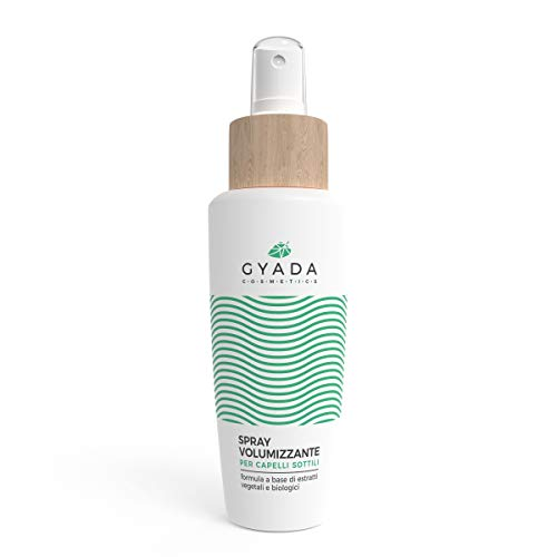 Gyada Cosmetics SPRAY VOLUMIZZANTE ● CERTIFICATO BIO ● MADE IN ITALY ● 125 ml
