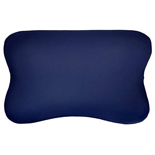 Bezug für BLACKROLL Recovery Kissen | In vielen Farben | Passgenauer Jersey-Kissenbezug | 100 % Baumwolle | Farbton: Nachtblau