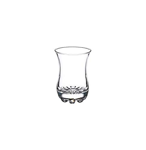 Sylvana - Juego de 6 vasos de té (8 cl)