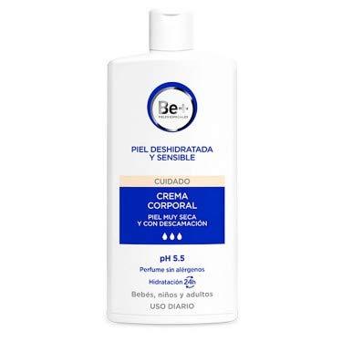 Be+ Piel Deshidratada y Sensible Crema Corporal Cuidado Piel