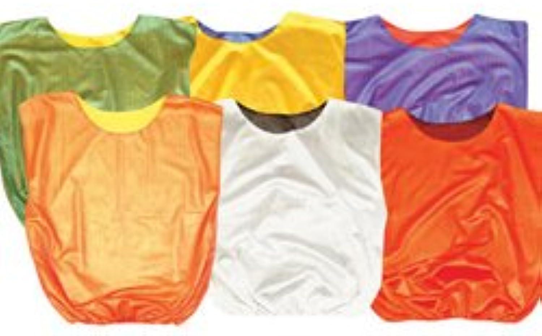 BSN Sports Erwachsene Mesh Reversible Scrimmage Vest
