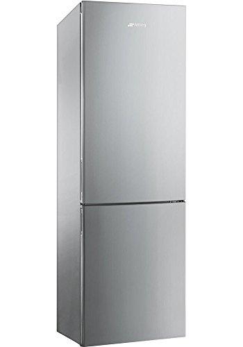 Smeg FC34XPNF1 Libera installazione 318L A+ Acciaio inossidabile frigorifero con congelatore