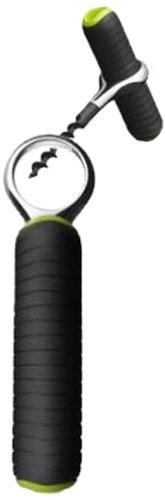 Menu 4681549 Picknick-Korkenzieher, schwarz/Lime