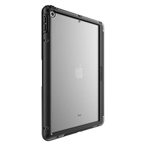 OtterBox Symmetry Folio, Sturzsichere Folio Schutzhülle mit integriertem Stifthalter für Apple iPad 10.2 Zoll (7th Gen 2019 / 8th Gen 2020) - schwarz