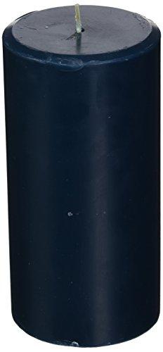 Northern Lights Candles Sea Salt & Kelp Fragrance Palette Pillar Candle, 3 x 6