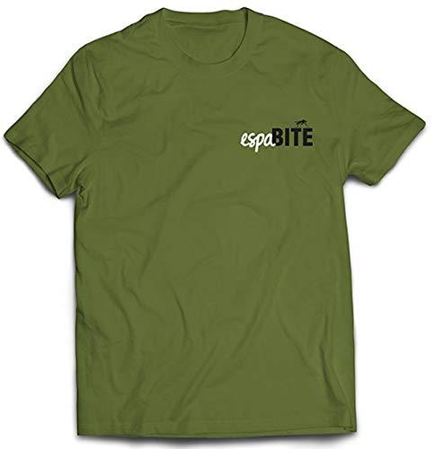 Camiseta Repelente de Mosquitos, piojos, y garrapatas. (M, B