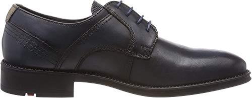 LLOYD herenschoen GALA, klassieke business-schoen van leer met rubberen zool