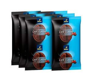 Tchibo Café Classic mild Kaffee | Hochwertiger Mahlkaffee in praktischen 6x70g Portionsbeuteln | Ideal für Filterkaffeemaschinen | Einzigartige Kaffeequalität von Tchibo