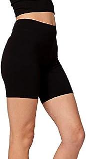 Conceited Premium Soft Cotton Spandex Jersey Leggings -...