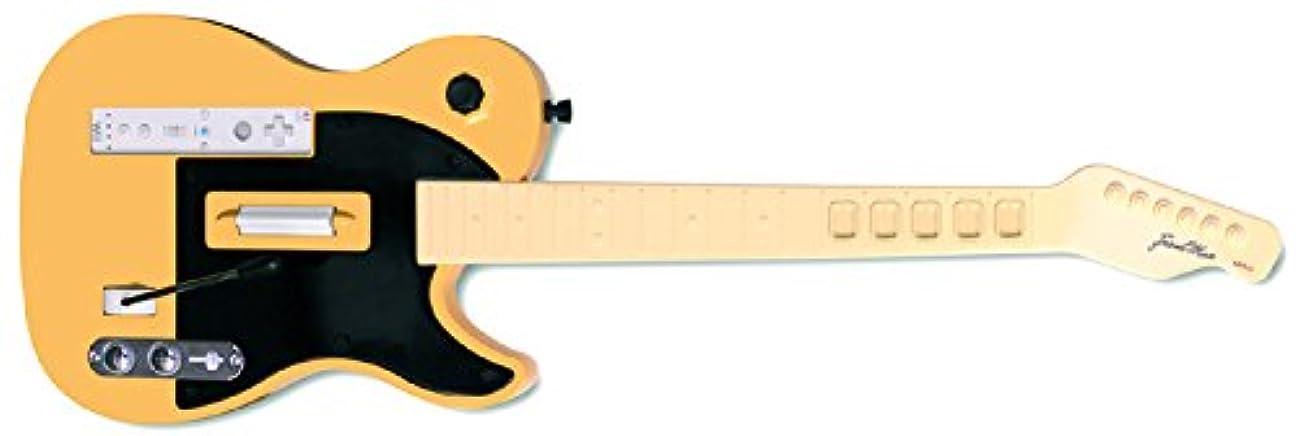Wireless Front Man Guitar Controller For Nintendo WiiTM