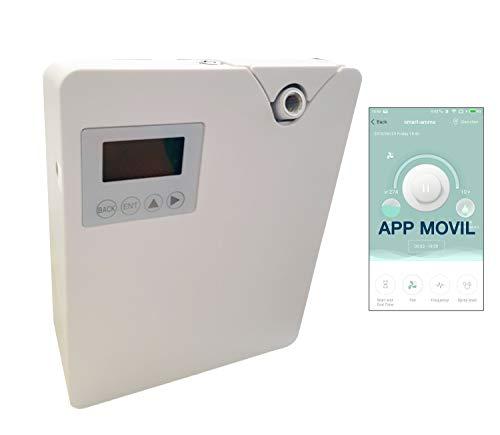 Nebulizador de ambientador automático y programable para locales y grandes superficies...
