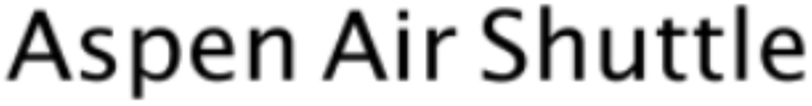 Aspen Air Shuttle Guide