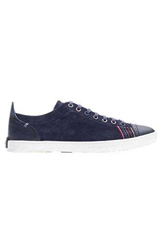 Paul Smith Jeans Herren Schuhe Sneaker Vestry SNXG P271 SSU, Farbe: Dunkelblau, Größe: 40