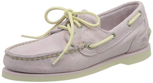 Timberland Damen Boat Shoe Classic Bootschuhe, Pink (Rosa (Light Lilac) Tb0a25wux821), 36 EU