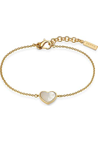 JETTE Silver Damen-Armband Jette Muttertag 2020 925er Silber 1 Perlmutt One Size Gold 32012783