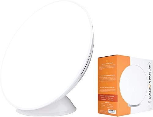Circadian Optics Light Therapy Lamp - UV-Free LED Happy Mood Lamps for Seasonal...