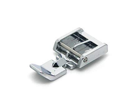 Tysew Huishoudelijke Naaimachine Universele Clip-On Rits Presser Voet/Voeten voor Zanger, Broer, Elna, Janome, Husqvarna, Pfaff, Toyota, Jones, Frister & Rossmann, Viking Machines etc