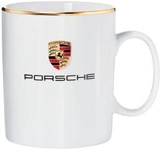 保时捷徽咖啡杯 - 大号
