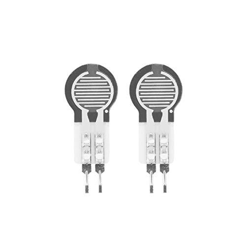 Sensor de pressão, resistor de pressão, tipo de resistência prática durável 0,4 mm para -40 ℃ ~ +85 ℃ monitor de sono cama monitorando sapatos inteligentes
