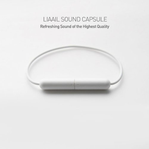 SOUND CAPSULE ホワイト LIAAIL SC