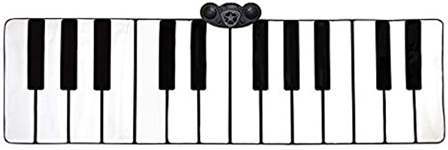 FAO Schwarz Best Piano Dance Mat for Kids - Fun Musical Step 'N' Play mat for Children - Perform Classic Tunes with Your Feet! 38 Different Notes, Record & Playback Functions (Small/53 x 17.7)