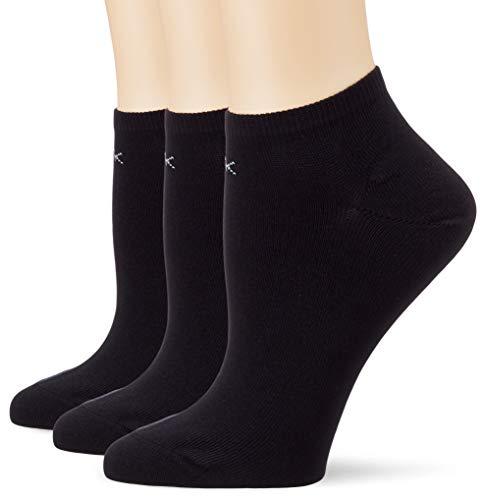 Calvin Klein Liner-Socken mit Logo für Damen Schwarz - ONE SIZE