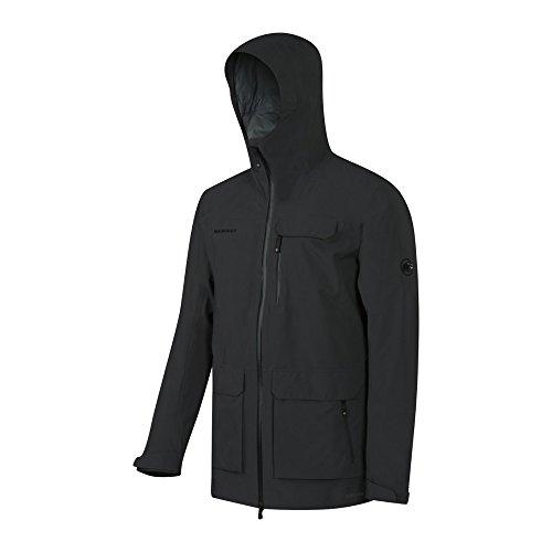 Mammut Trovat Guide HS Hooded Jacket Graphite L
