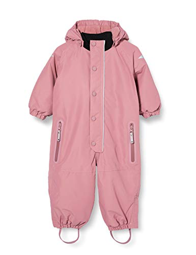Fred's World by Green Cotton Baby-Girls Outerwear Suit Snowsuit, Shadow, 98