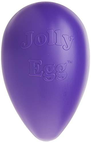 Jolly Pets Egg Jouet pour Chien Violet 30 cm