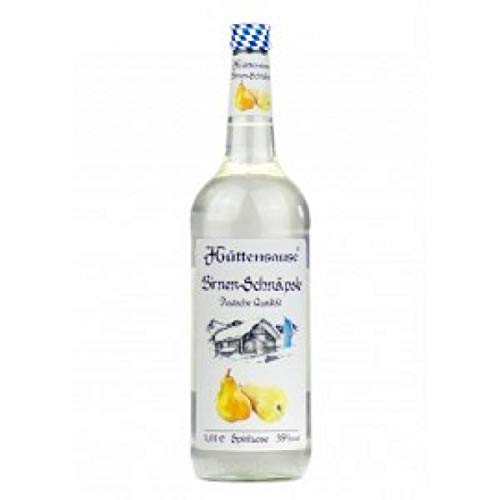 Hüttensause Birnen Schnäpsle 35% vol. (1 x 1,0 Ltr.)
