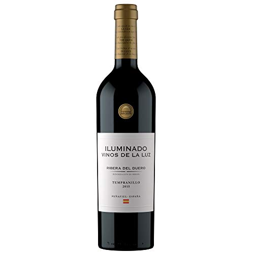 Iluminado España Vinos de la Luz 2015 - Tempranillo D.O. Ribera del Duero - 750 ml
