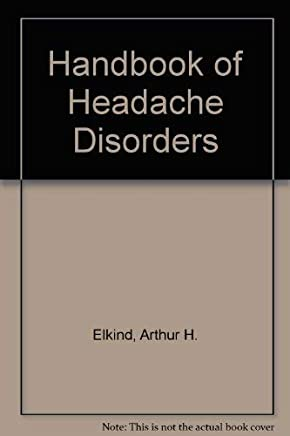 Handbook of Headache Disorders