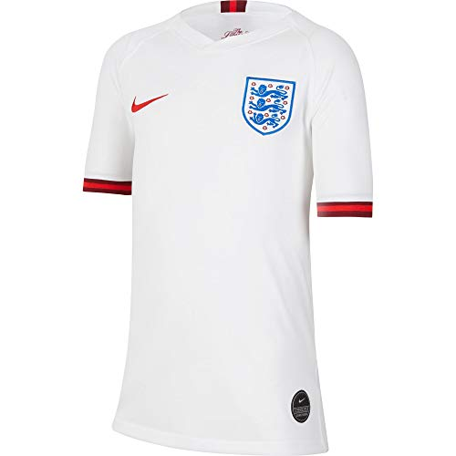 Nike England 2019-20 WC Youth Home Jersey - White M