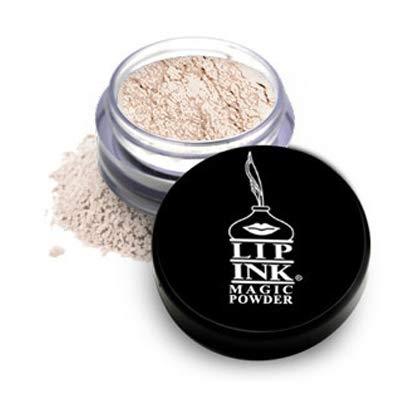 makeup powders LIP INK Brilliant Magic Makeup Powder - Almond | Natural & Organic Makeup for Women by Lip Ink International | 100% Organic, Kosher, Vegan