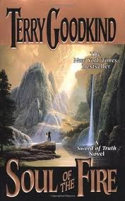 Soul of the Fire (Sword of Truth, Book 5) 1st (first) edition Text Only