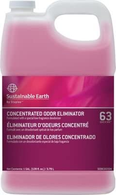 Sustainable Earth By Staples 63 Odor High material Qu Concentrated Eliminator Super-cheap